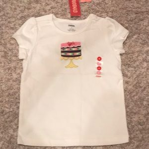 NWT Gymboree shirt size 6
